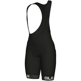 Alé Cycling Solid Traguardo Short de cyclisme Femme, black-white